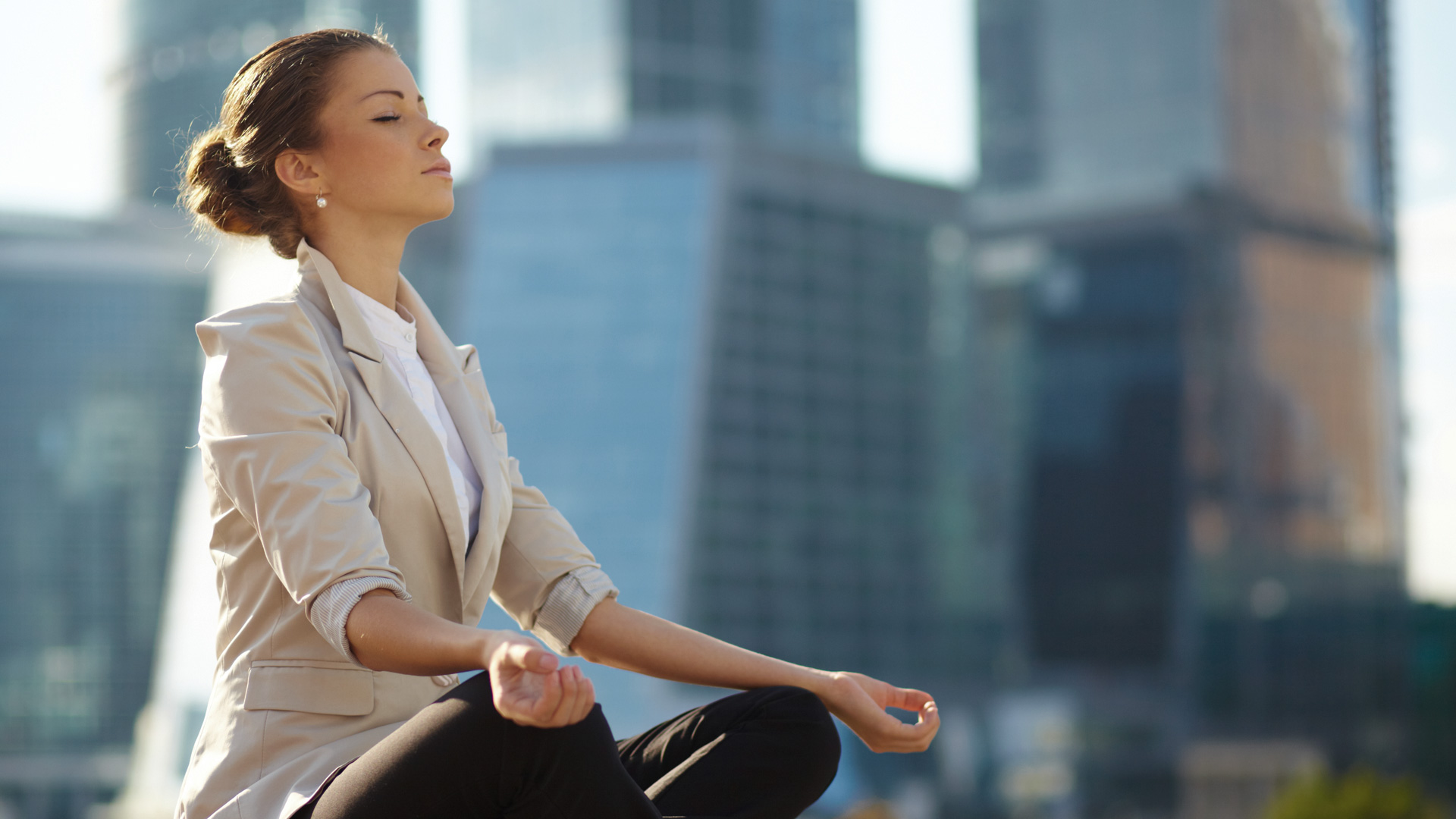 manage your stress with Tao at work